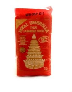 Jasmine Rice (Thai Hom Mali) by Royal Umbrella | Buy Online at The Asian Cookshop.